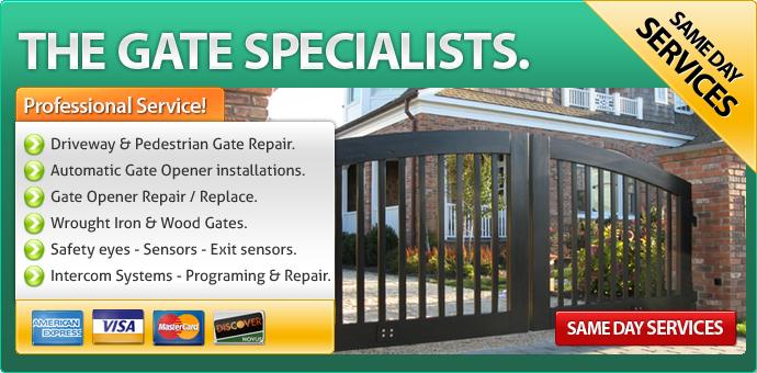 Gate Repair Lakeside CA